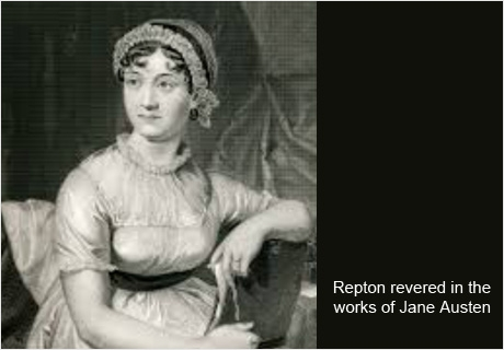 Repton revered in the works of Jane Austen