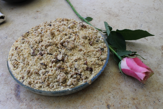 Italian Apple Crumble